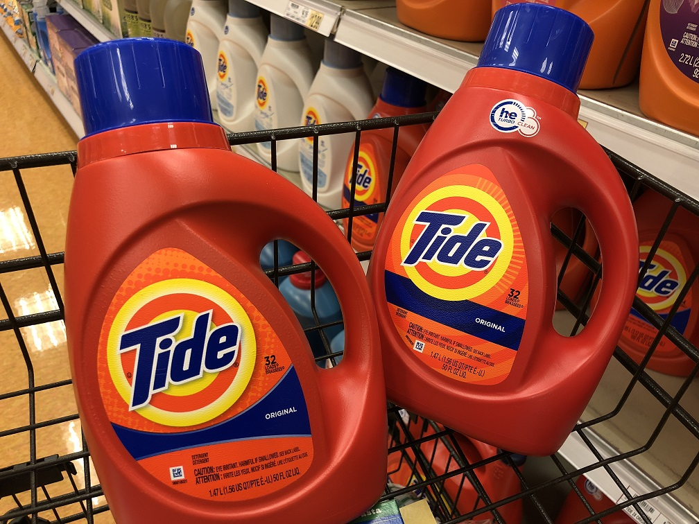 Tide Detergent Just $1.99 at Walgreens (Starting 7/1/18)