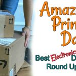 Amazon Prime Day Best Electronics Deals Round Up