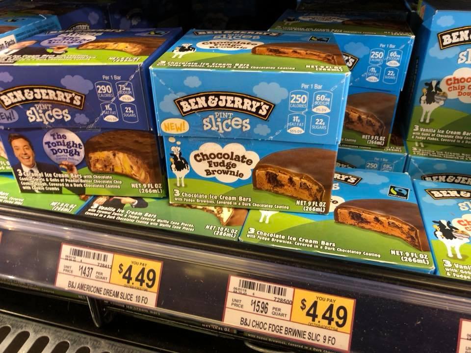 Ben & Jerry's Ice Cream At Wegmans