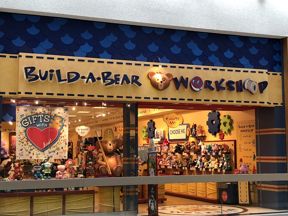 Pay Your Age Event at Build-A-Bear