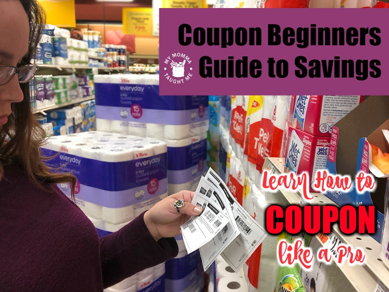 Coupon Beginners Guide To Savings - Learn how to Coupon