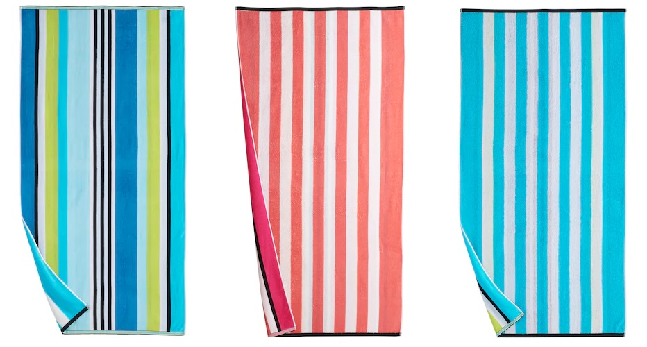 The Big One Beach Towels