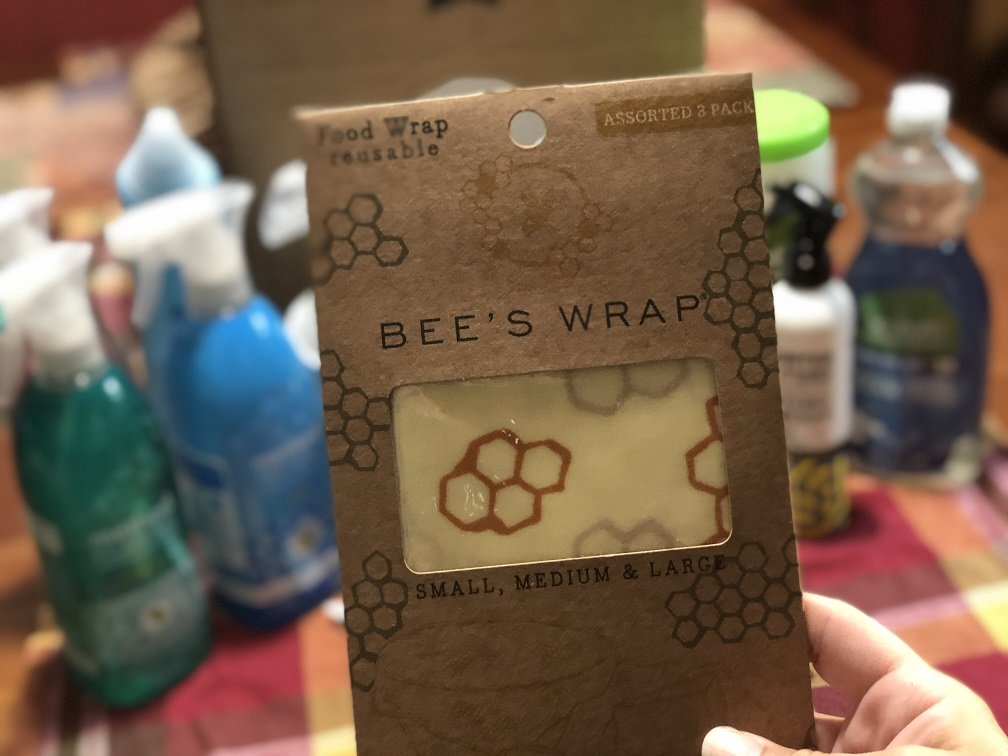 Bees Wraps With Grove Order