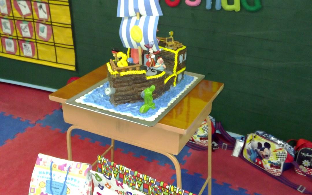 Joshua's 1st School Birthday Party