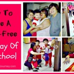 How To Have A Tear-Free 1st Day Of Preschool