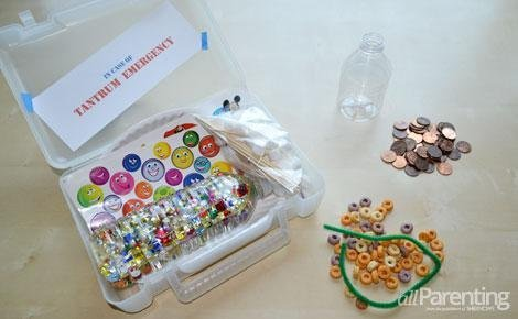 How To Make A Tantrum Kit