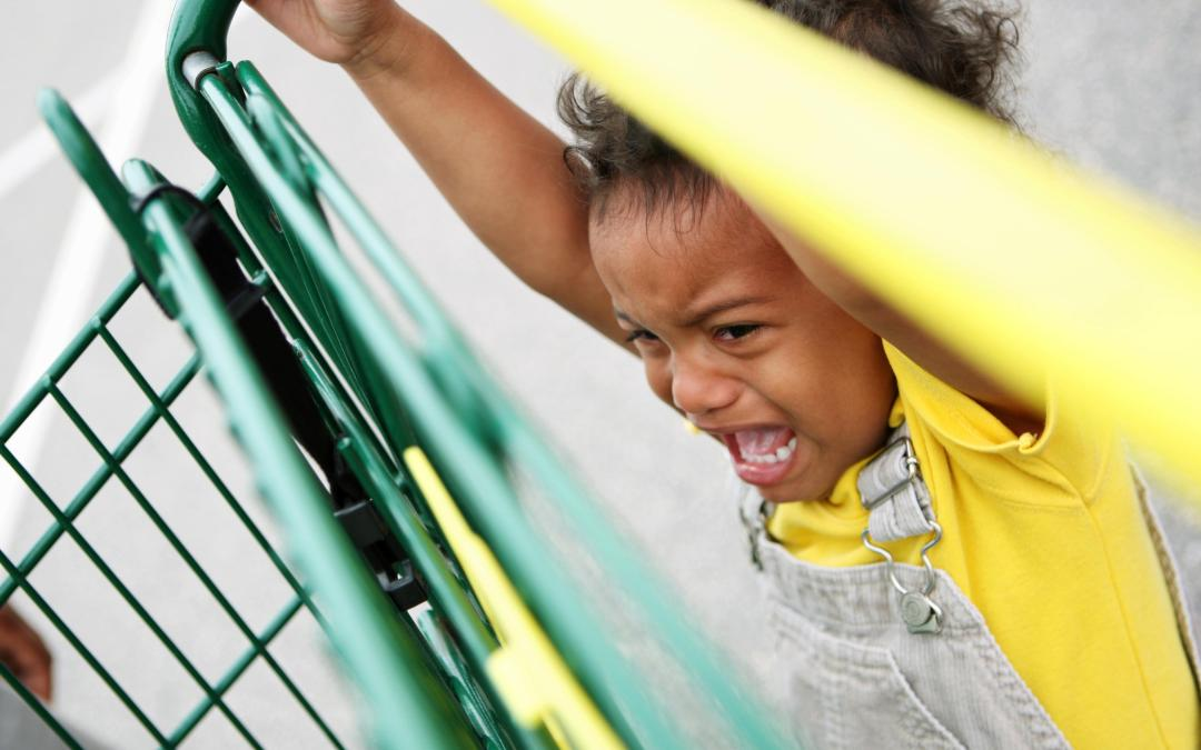 32 Reasons Your Toddler Might Be Throwing a Tantrum