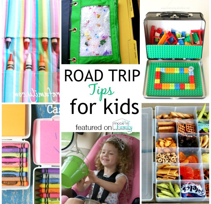 Traveling with kids – 25 tips to keep them busy