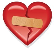 My Mommyology Band-aid Heart