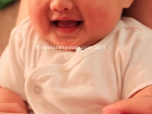 Mymommyology Jamie's Smile