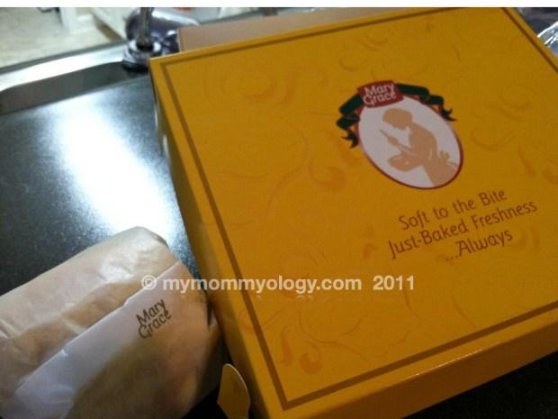 My Mommyology Mary Grace