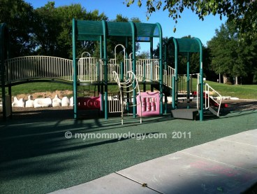 My Mommyology Playground Fun
