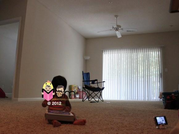 My Mommyology Empty Home