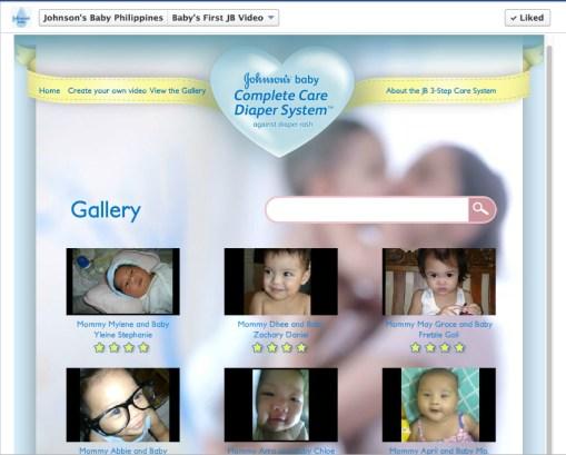 My Mommyology JB 1st Video Gallery