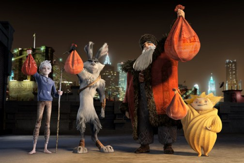 My Mommyology Rise of the Guardians