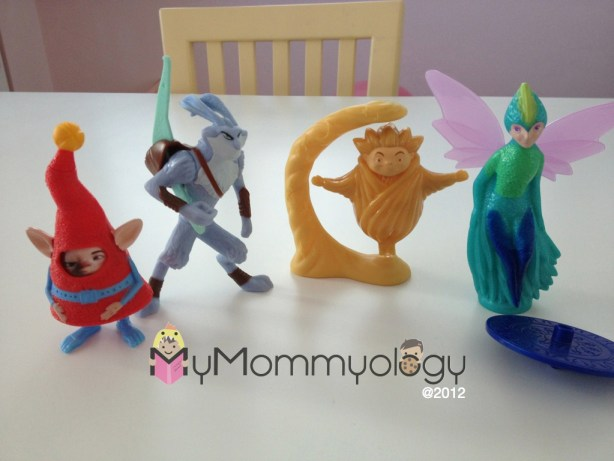 My Mommyology The Guardians