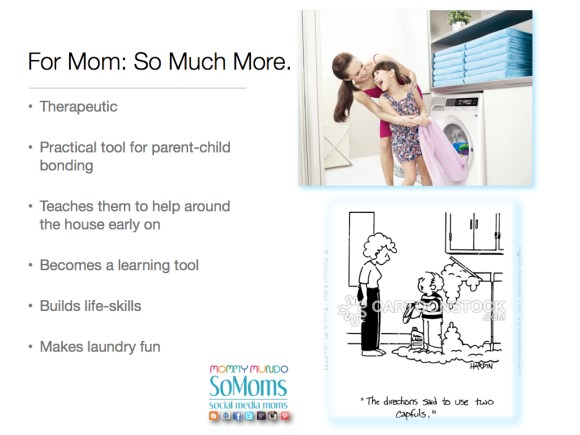 Get your kids involved in the chores!