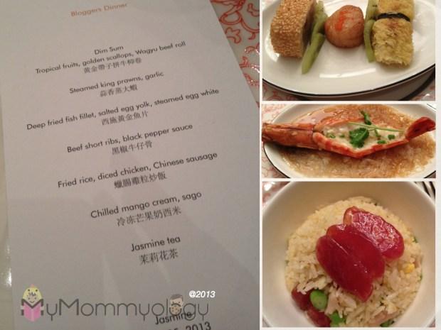 New World Jasmine Cantonese Resto Menu