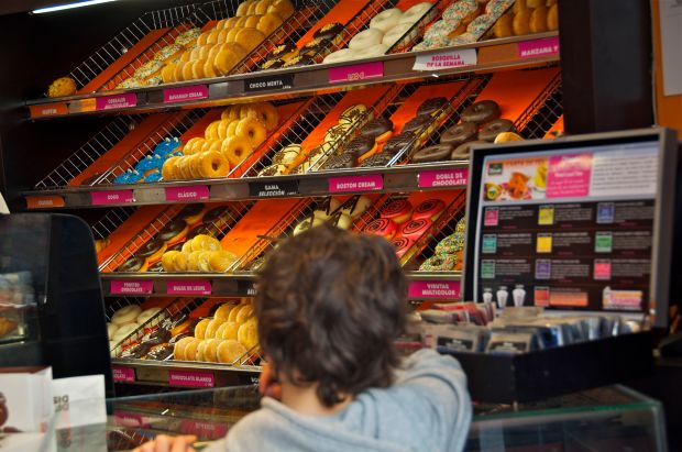 It's the candyland of donuts! (Well then again with donuts, who needs candy?)