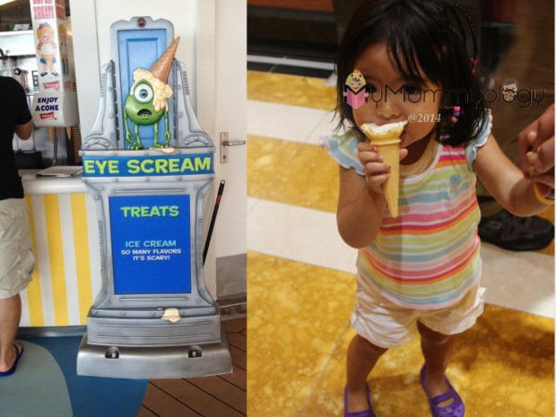 Eye scream for Ice cream!