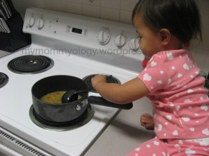 My Mommyology - Cook your food