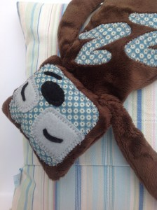 Sloth sewing pattern