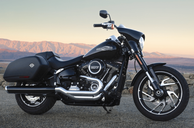 Enter to Win 2018 Harley-Davidson Sport Glidemotorcycle in NHRA