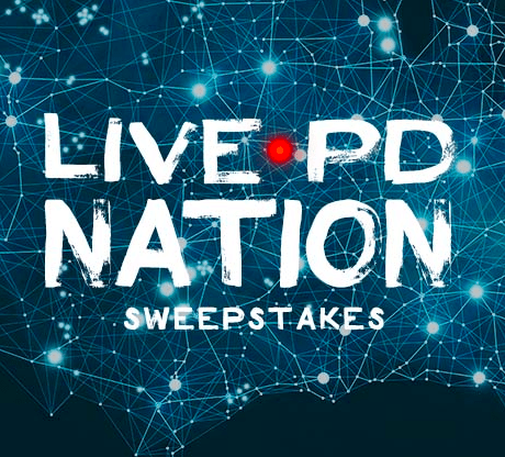 A&E Win Live PD Sweepstakes