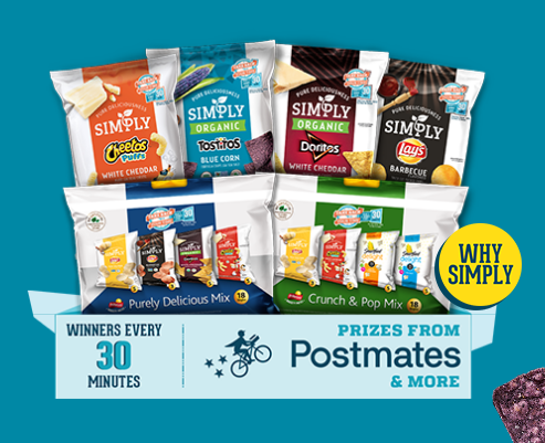 Enter Code Simply Take Back Your Time Sweepstakes