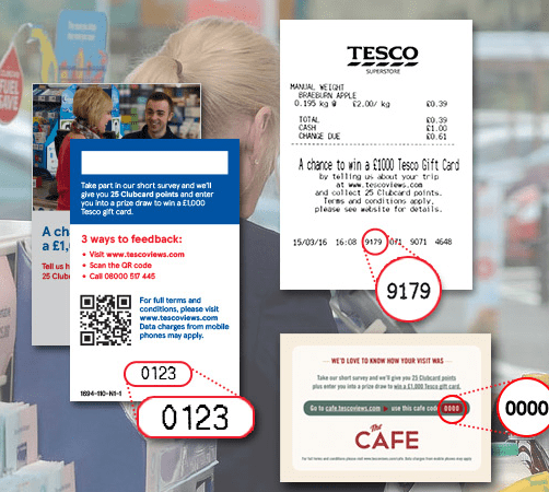 Enter Tesco Views Customer Satisfaction Survey Sweepstakes