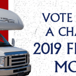 2018 Camping World All-Star Freedom RV MLB Sweepstakes