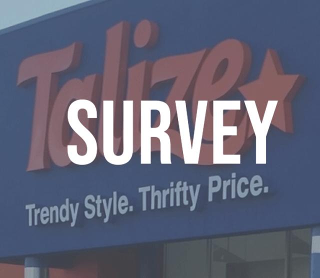www.Talize.com/Survey