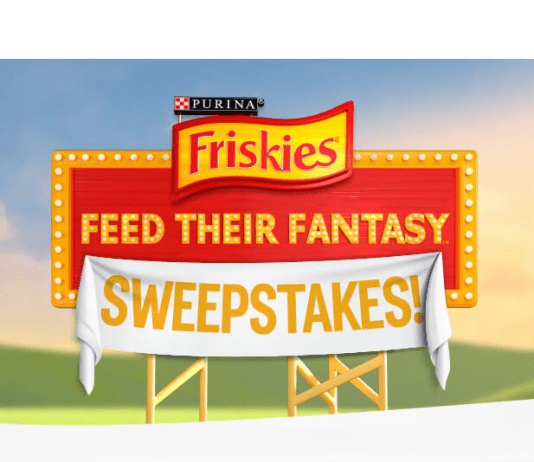 Friskies.com/Sweepstakes-Entry