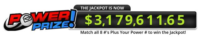 PCH Lotto Quick Pick