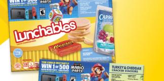 Mario Party Sweepstakes