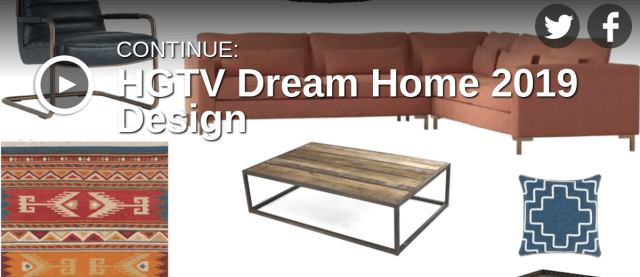 HGTV Dream Home Sweepstakes