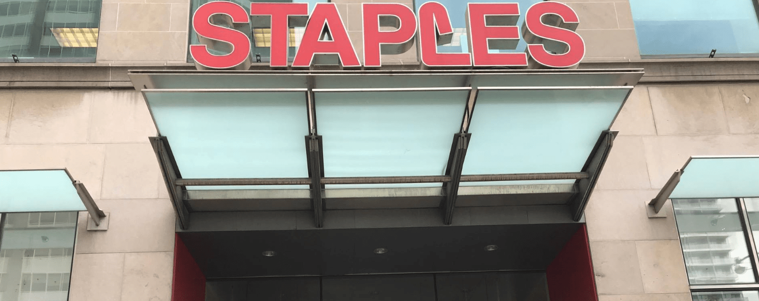 CopyPrint StaplesListens