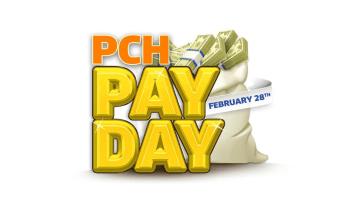 PCH com Sweepstakes $25,000 a Month for Life Giveaway (PCH