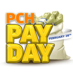 PCH Sweepstakes entry