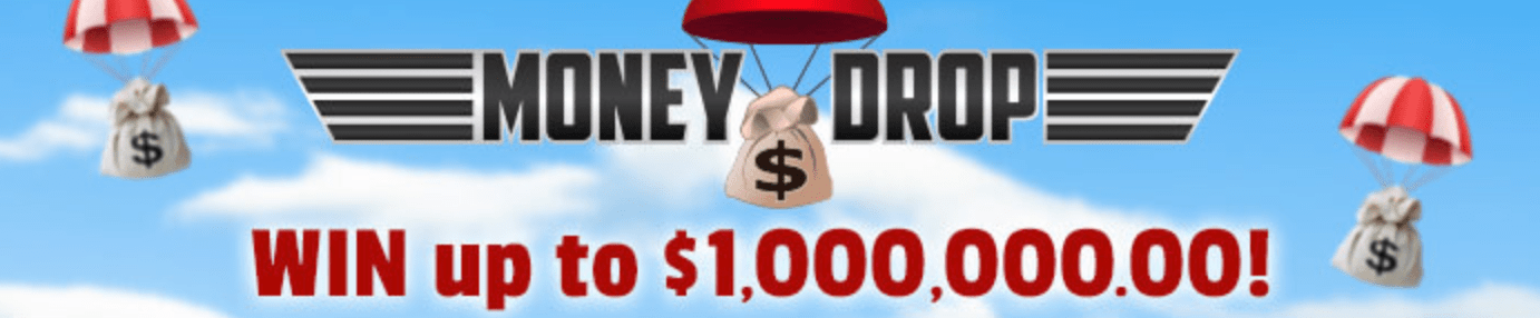 Win $1,000,000 in PCH Money Drop Sweepstakes