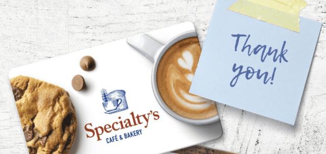 Specialty's Survey