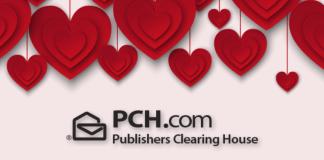 pch.com 10 million