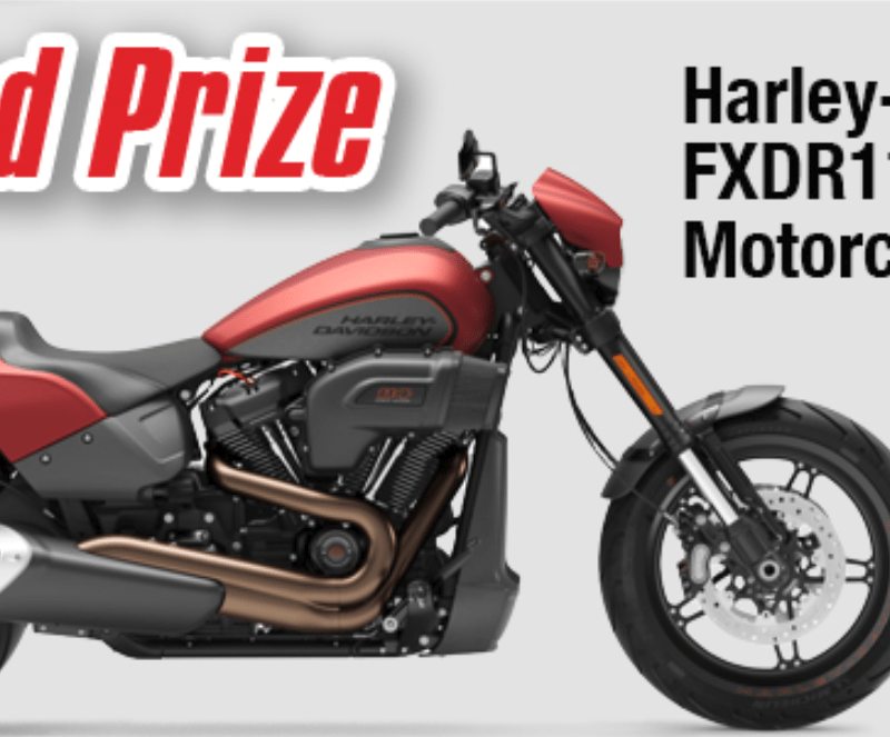 NHRA Sweepstakes 2019 – Win a Brand New Harley-Davidson Motorcycle