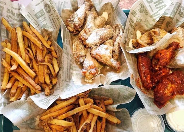 MyWingStopSurvey.com