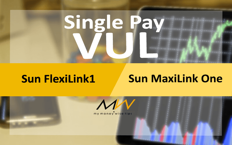 Single Pay VUL: Sun Flexilink1 and Sun Maxilink One