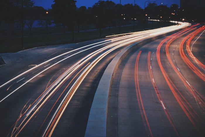 car advertising traffic