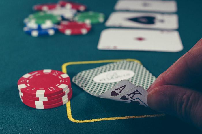 poker investing