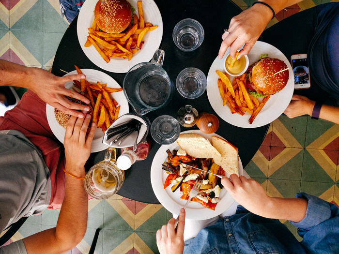 Go Figure: 9 Fun Facts about Dining Out
