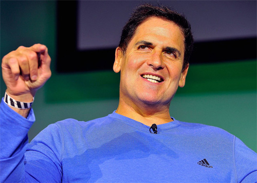 mark cuban early retirement