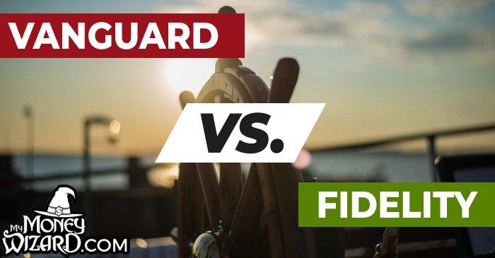 vanguard vs. fidelity